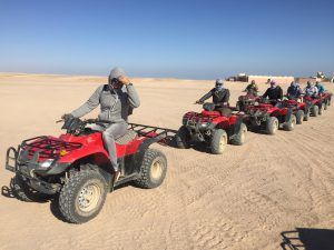 Quad Bike Safari From Hurghada