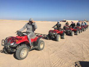 Quad Bike Safari From Hurghada